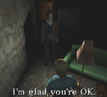 I mean, still partially brain dead. This is Silent Hill, after all.